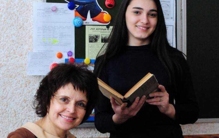 Брянская учительница сделала ставку на красивые уроки