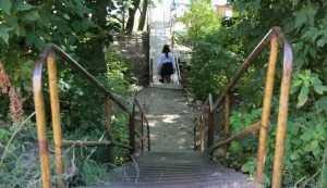 Глава Брянска предложил построить лестницу на Покровской горе