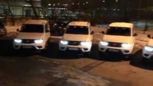 Брянскому отряду «Лиза Алерт» подарили новый внедорожник УАЗ «Патриот»