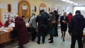 Явка избирателей в Брянской области к 12 часам достигла 33,51%