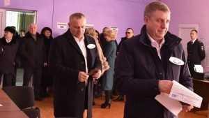 Брянский губернатор Богомаз проголосовал за сильного президента