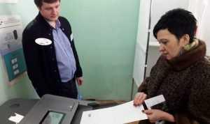 Депутат Госдумы Валентина Миронова проголосовала с семьей в Брянске