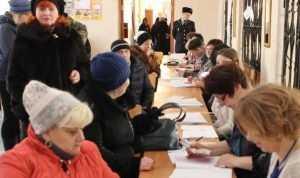 В Брянской области к 15 часам проголосовало более 57% избирателей