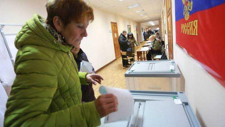 На ряде брянских избирательных участков прошли экзитполы