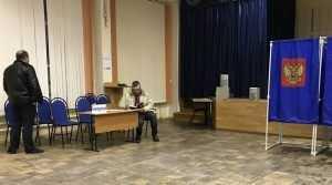 В Брянской области завершились выборы президента России