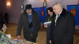 Белорусы заявили, что нарушений на выборах в Брянской области не было