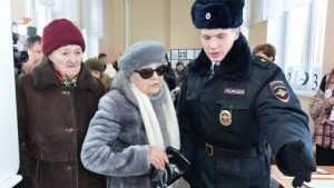 Брянская полиция не выявила нарушений в ходе выборов