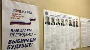 В Брянской области Владимиру Путину избиратели отдали 81,6 % голосов