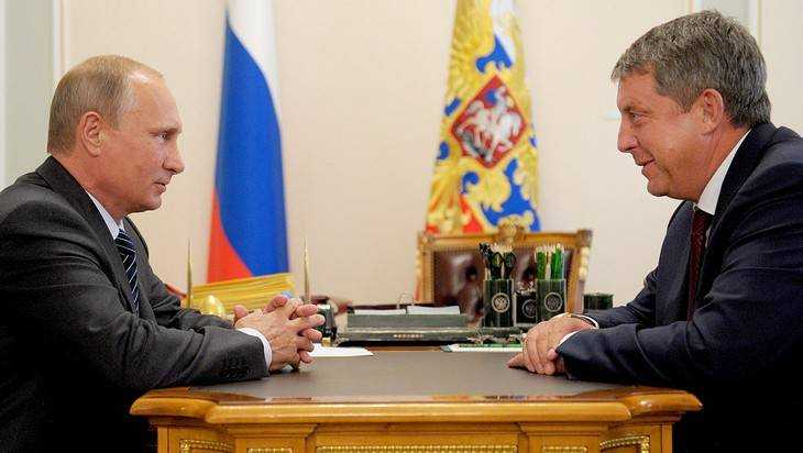 Академик Румянцев рассказал президенту Путину о Брянской области