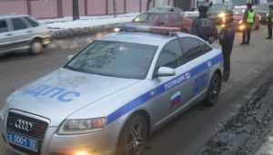 В Брянске за сутки на нарушениях дорожных правил попались 32 пешехода