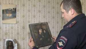 Жителей Брянска отправили в колонию за кражу 8 икон из двух храмов