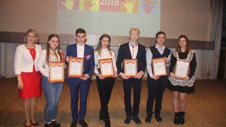 В Брасовском районе наградили лучших добровольцев