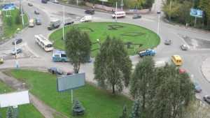 В Брянске построят кольцевую развязку на улицах Фокина и Крахмалева