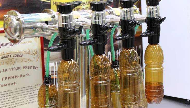 В жилых домах Брянской области запретят торговлю разливным алкоголем