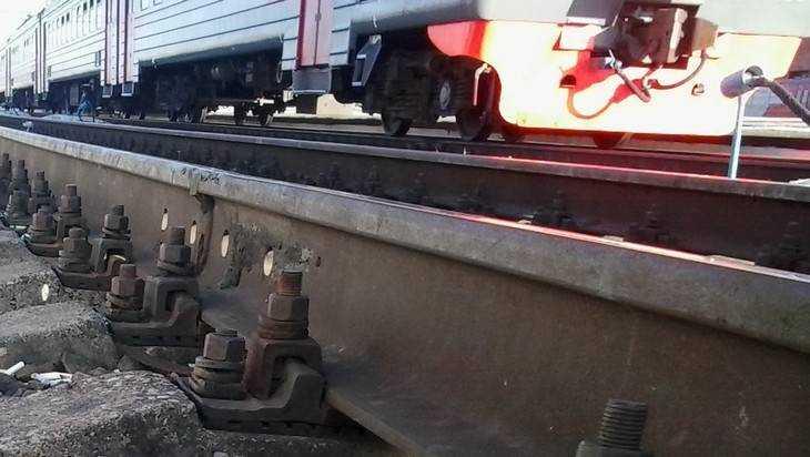В Брянске задержали похитителя железнодорожных деталей