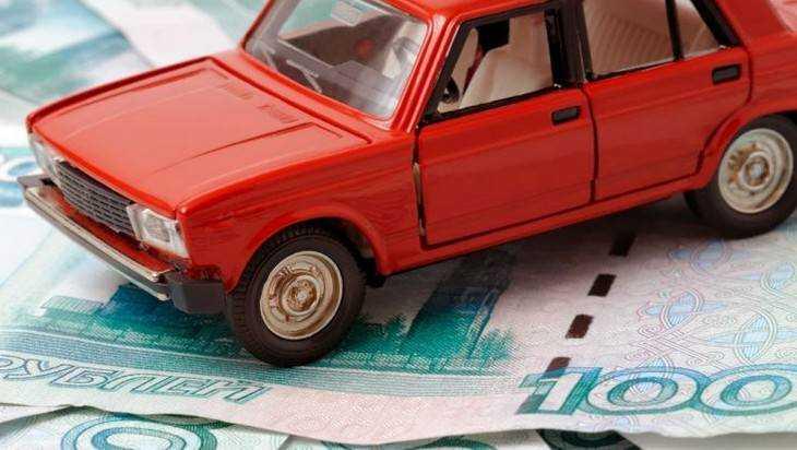 Как производится начисление транспортного налога