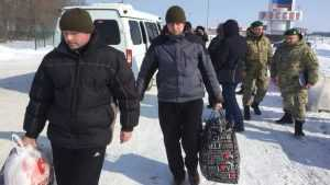 Задержанных в Брянской области пограничников передали Украине