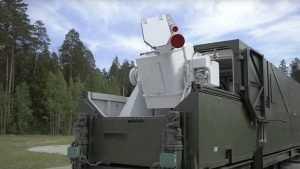 Боевой лазер назвали в честь брянского монаха Александра Пересвета