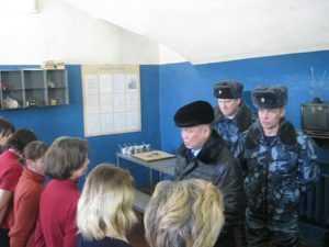 Новозыбковское СИЗО проверил заместитель брянского прокурора Доржиев