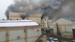 В брянских ТЦ могут начаться массовые проверки в связи с трагедией в Кемерове
