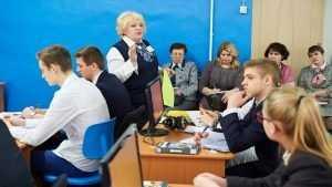 На заводе «Электродеталь» прошел открытый урок для брянских педагогов