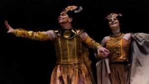 Брянский театр танца «Аплас» записал клип удивительного шоу