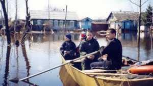 В Брянске в период паводка под воду могут уйти 800 домов