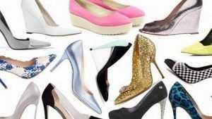 Рекомендации по выбору женской обуви