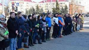 Жители Брянска будут молиться о погибших в Кемерове