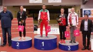 Брянская спортсменка в Болгарии получила приглашение в сборную