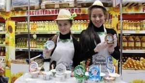 В гипермаркете Брянска было вкусно, много и бесплатно