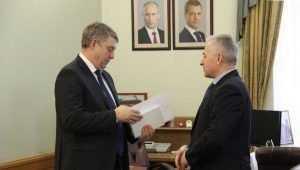 Губернатор Богомаз и омбудсмен Тулупов обсудили защиту прав брянцев