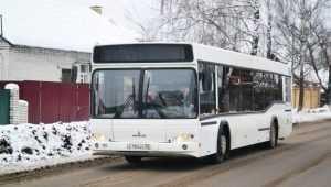 На улицы Брянска выйдут десять переданных Москвой автобусов