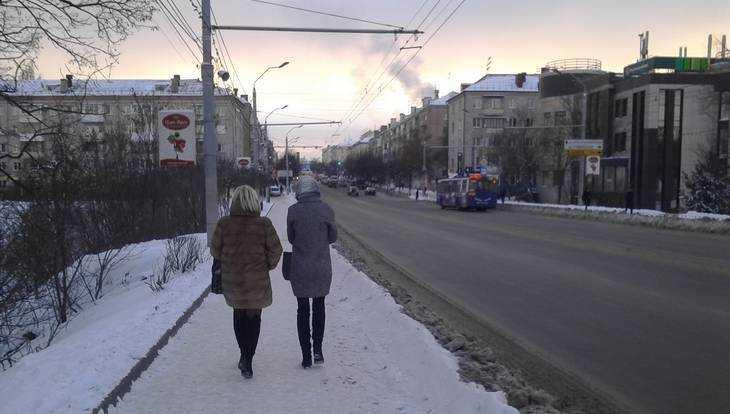 В Брянске на розыгрыш о закрытии проспекта Ленина попался желтый сайт