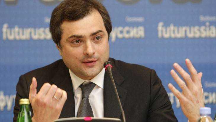 Помощник Президента России Сурков поблагодарил жителей Брянщины