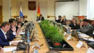 Руководителям брянских ТОСов вручили награды