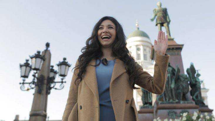 Брянская модель Диана Джалалова стала ведущей телеканала «Моя планета»