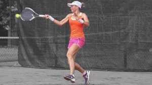 Брянская теннисистка Влада Коваль выиграла свой первый взрослый турнир