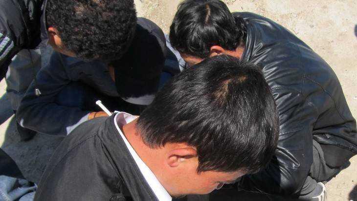 Брянец втянул в преступный промысел узбеков