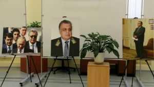 Убитому в Турции послу Андрею Карлову в Клинцах посвятили фотовыставку