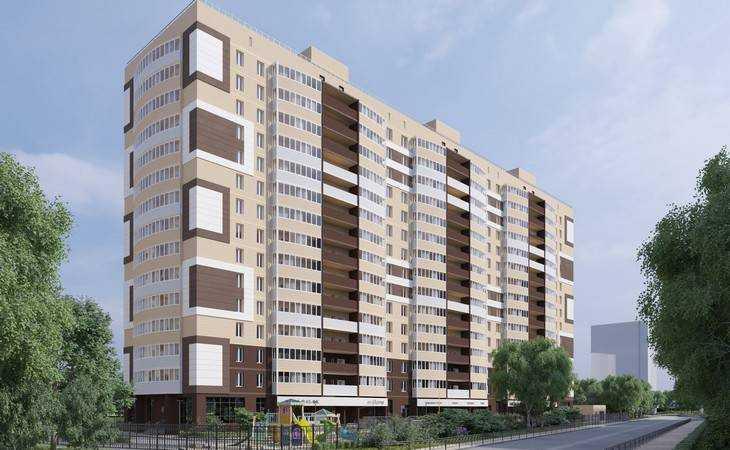 «Надежда» предлагает квартиры возле Кургана Бессмертия