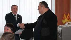 Брянский политик Хвича Сахелашвили стал секретарем эсеров