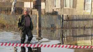 В связи с паводком в Брянской области ввели режим повышенной готовности