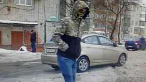 В Брянске задержан 19-летний студент, отобравший миллион у инкассатора
