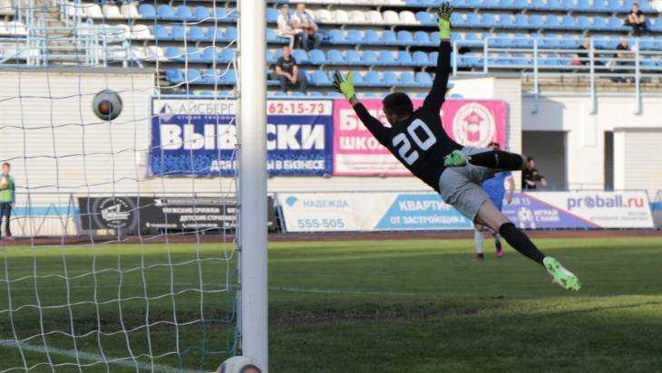 Брянские динамовцы проиграли в стартовом матче «Ротору-2»