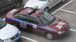 В Брянске сплошные проверки водителей продлятся с 7 под 9 апреля