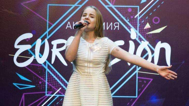 Брянская певица прошла в финал отборочного тура «Детского Евровидения»