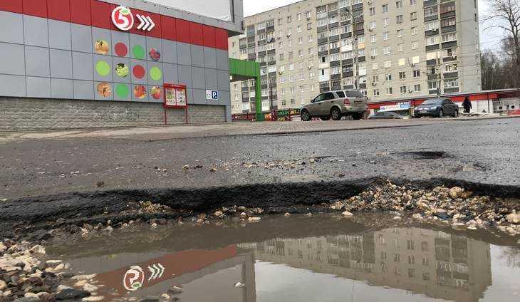 В Брянске опрокинулся магазин «Пятерочка»