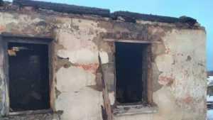 Потерявшая дом брянская семья оказалась в ужасающем положении