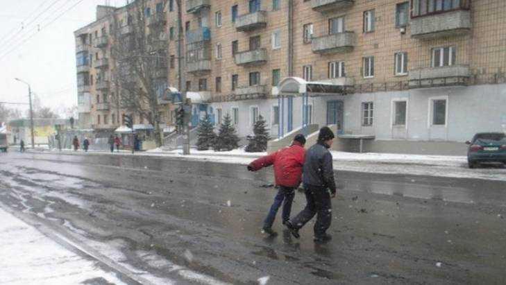 В Брянске дети затеяли на дорогах игры со смертью